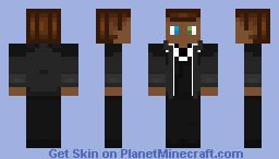 Markus in Suit Minecraft Skin