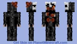Molten Freddy - FFPS Minecraft Skin