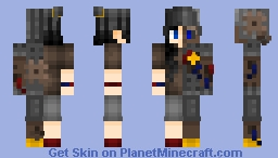 [𝕎𝕚𝕝𝕕] Gasoline - Song based Minecraft Skin