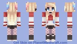 harley quinn Minecraft