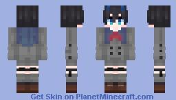 016 ; hiro Minecraft Skin