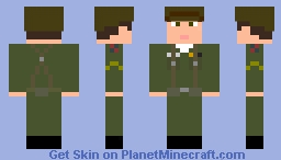 OG-107 Combat Minecraft Skin