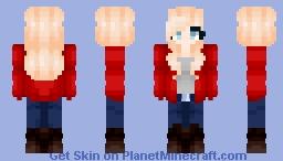 Emma Swan Minecraft Skin