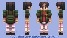 Gearless Joe / Megalo Box Minecraft Skin
