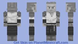 Jorah Mormont Minecraft Skin