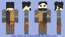 [LOTC] Elderly Knight Minecraft Skin