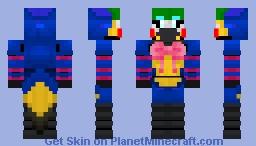 Mary v5 Minecraft Skin