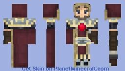 Medivh Minecraft Skin