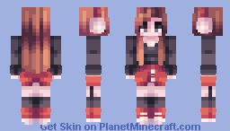 "♡cнaвιlυlυ♡ ""Shining like the sun"" [CE] Momu's contest Minecraft Skin"