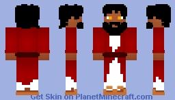 Prophet Moses Minecraft Skin