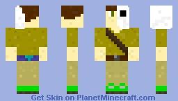 TitaniumCranium Skin Minecraft Skin