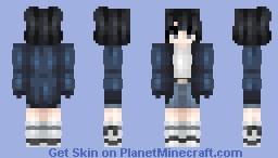 • Sapphire • Minecraft Skin
