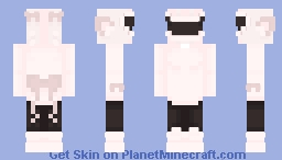 Dullahan (Inspired by Durarara!!) Minecraft Skin