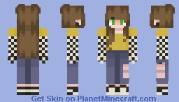 no flowers no shade Minecraft Skin