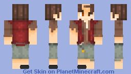 [𝕎𝕚𝕝𝕕] Ol'Jimbo - Medieval Kingdom Collection Minecraft Skin
