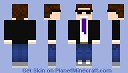 Agentsecret24 Minecraft Skin