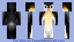 Penguin | Inspire_ Minecraft Skin