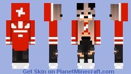 PMC Skin Test Minecraft Skin