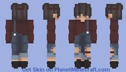 Boy Tumblr Skin Minecraft Skin