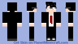 Detective fixed Minecraft Skin