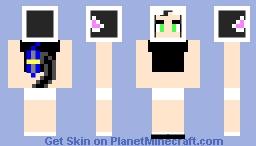 Tuxedo Meifwa (scubasuit) Minecraft Skin
