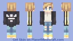 everybody gets high Minecraft Skin