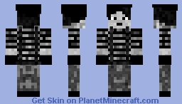 Jacques the Mime Minecraft