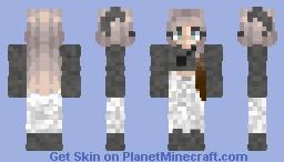 Michaela • The Squad • Skin 3 Minecraft Skin