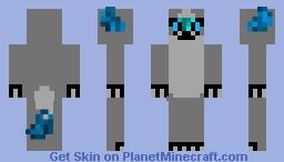 OC (FIXED) Minecraft Skin