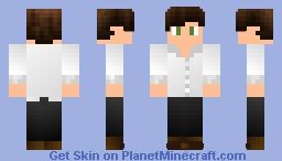 Harry Styles (1D) Minecraft Skin