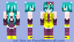 Are you happy? It's your duty! Minecraft Skin