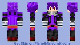 BonnieBoy v2 Minecraft Skin