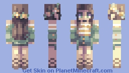 Lighting Minecraft Skin