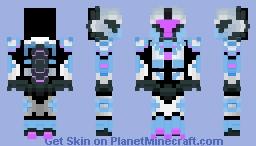 Kaiju | OC | Minecraft Skin