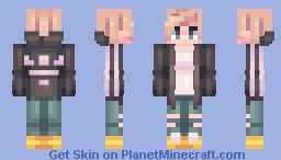 Hotel California Minecraft Skin