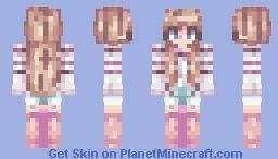 ii_Sweet|| Training Wheels Minecraft Skin
