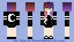 Yvaltal Minecraft Skin