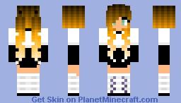 Kristen Minecraft Skin