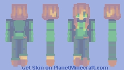 no, just no. { Limited color palette contest entry } Minecraft Skin