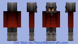 request - darkness Minecraft Skin