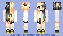 ℝ𝕖𝕞𝕚𝕟𝕚𝕤𝕔𝕖𝕟𝕔𝕖 | 🎀 𝒦𝑒𝓈𝓉𝒽𝑒 🎀 Minecraft Skin
