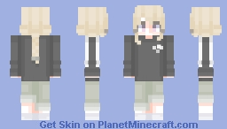 bAck aT iT aGaIN wIth ThE WhITE VaaAHaNS Minecraft Skin