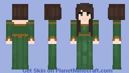 [LoTC] Abrielle de Hartcold-Fille Minecraft Skin