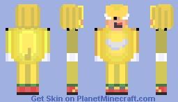 da super wae Minecraft Skin