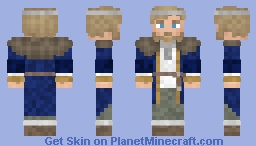 Slavic King Minecraft Skin
