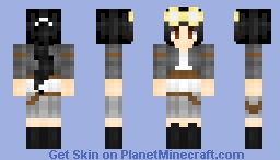 ❆𝓝𝓲𝓷𝓳𝓪𝓖𝓲𝓻𝓵2024❆ Sophia (Requested) Minecraft Skin