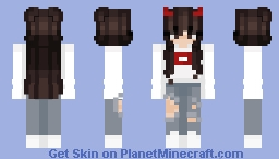 Supreme or not Supreme, That is the question. Minecraft Skin