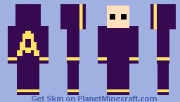 Advancius Staff Skin Idea 3 Minecraft Skin