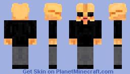 Cantina Band Member Star Wars Minecraft Skin