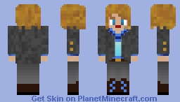 Leisure Suit Lara Minecraft Skin